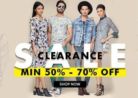 Jabong clearance-sale