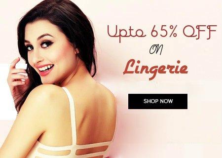 clovia lingerie offer home page image