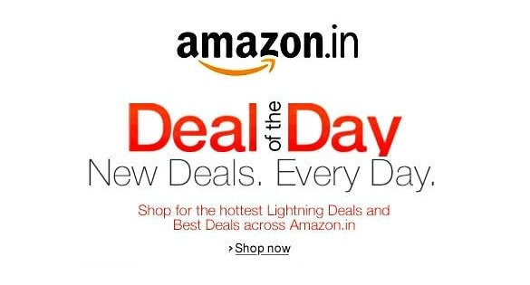 d3e49177886e Amazon Daily Deals  Discount Offers Every Hour (Hurry Up!)