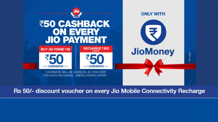 Jio Mobile Recharge