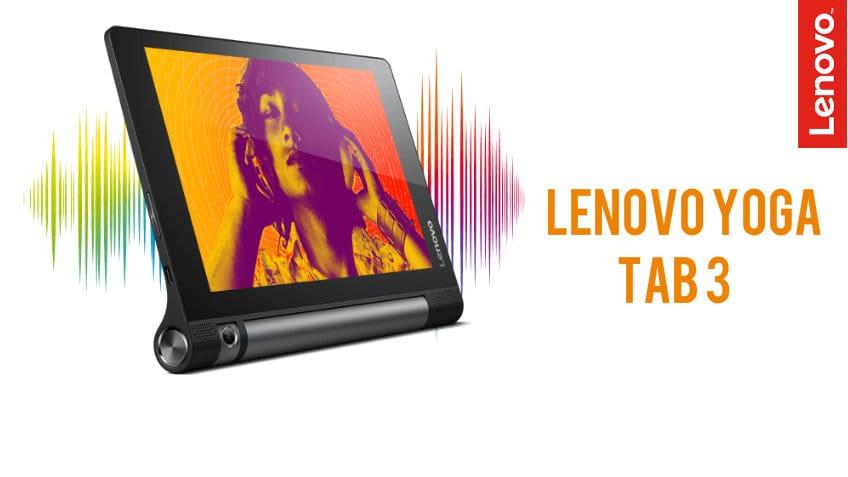 Lenovo Yoga 3Tab
