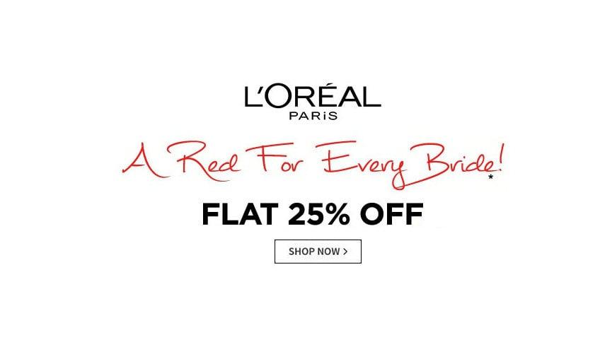 Loreal-paris offers