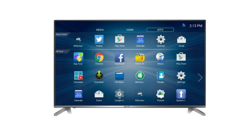 Micromax Full HD Smart LED TV