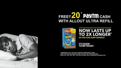 Paytm - AllOut Offer