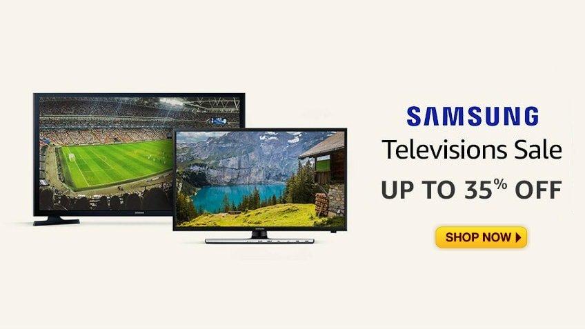 Samsung Television Sale