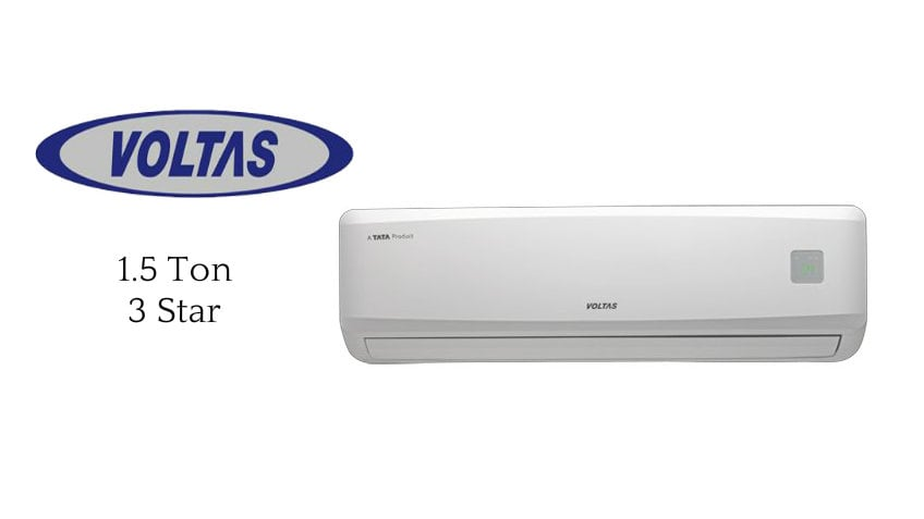 40d6d285267 Voltas 183DYa 1.5 Ton 3 Star Split AC Buy at Lowest Price Online