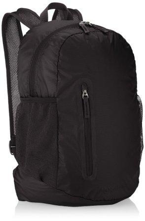 AmazonBasics Ultra thin Foldable Day Pack 35 L (Black)
