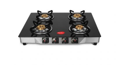 Pigeon Ultra Glass Gas Stove