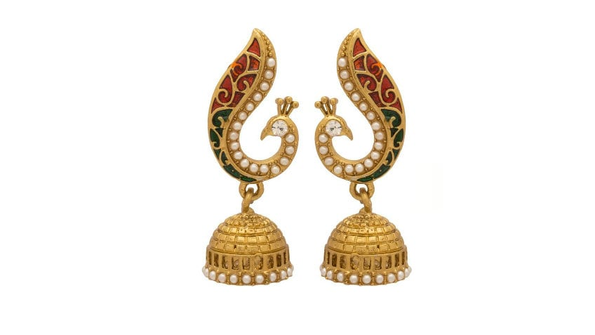 Voylla Jhumki Earring