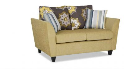 Light Yellow Urban Living Sofa