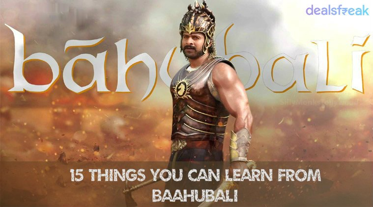 15 Things You Can Learn From Amarendra Baahubali