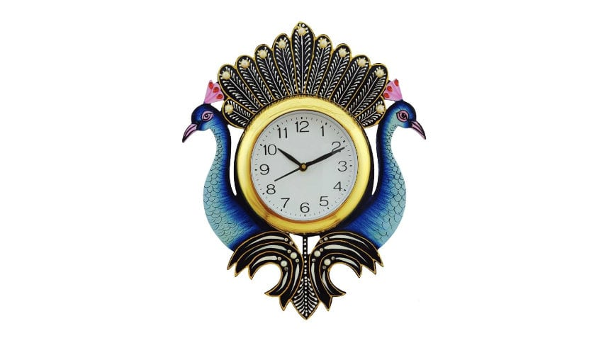 Divinecrafts Wall Clock