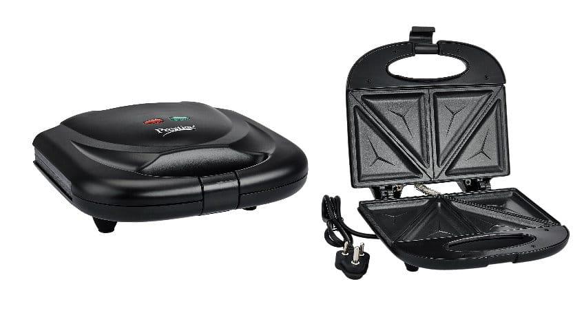 5642057c2db Prestige PSMFB 800-Watt Sandwich Toaster Maker
