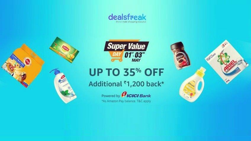 Amazon super value sale