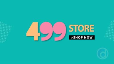 Amazon Fashion Under Rs. 499