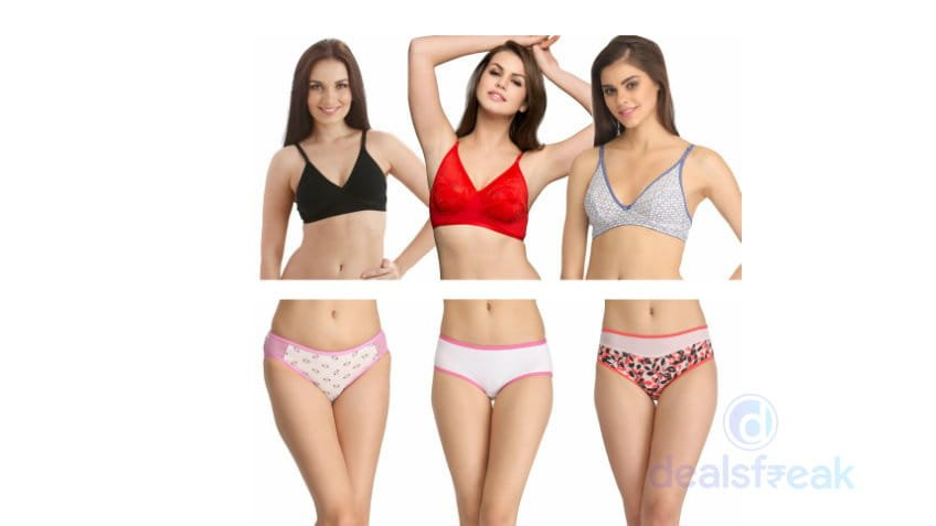 Best Clovia Offers  3 Solution Panty Set   Rs 599 Only (Grab Now) e75163042