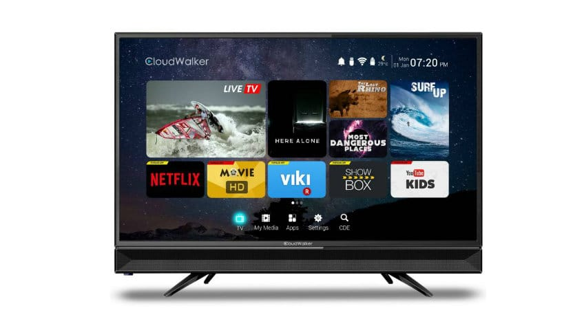 CloudWalker 32SH Smart LED TV