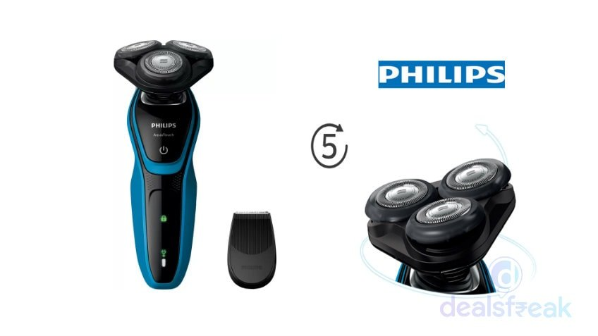 Philips S5050 06 Shaver For Men With Comfortcut Blade System