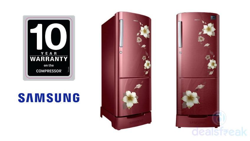 Samsung RR22K287ZR2