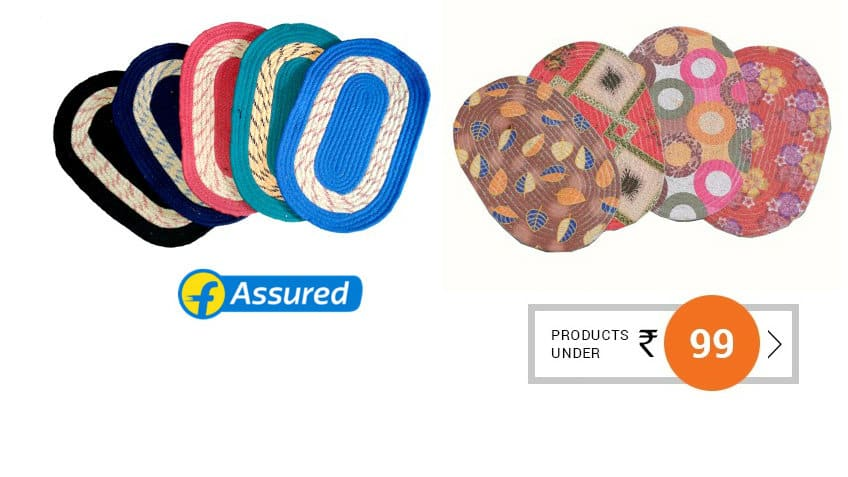 door mat under 99 on flipkart.com