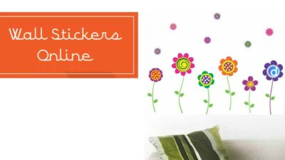 flipkart wall stickers online-min