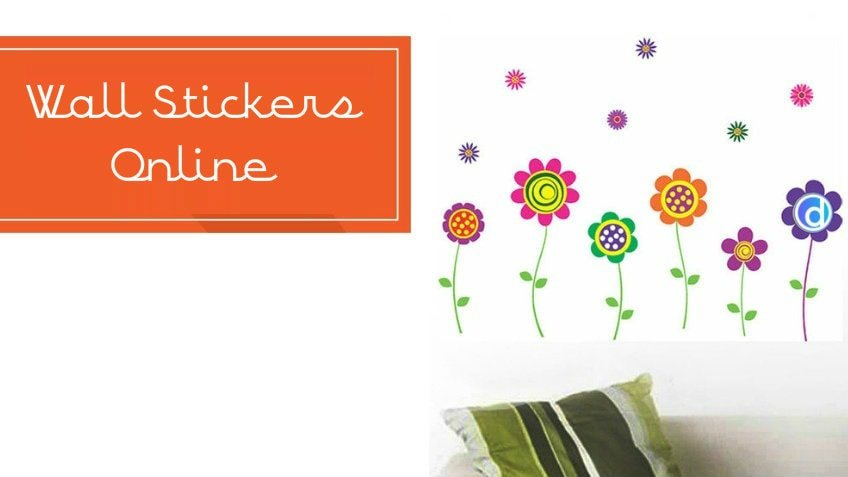 flipkart wall stickers online-min