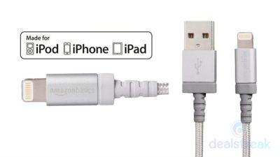 AmazonBasics Apple USB Cable