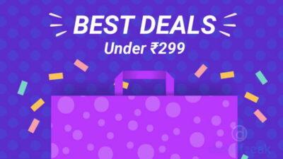 Deals under 299