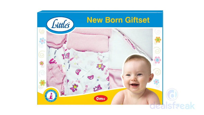 New born Giftset
