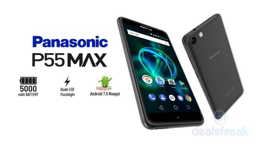 Panasonic P55 Max