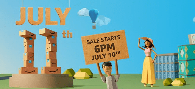 amazon prime day sale time