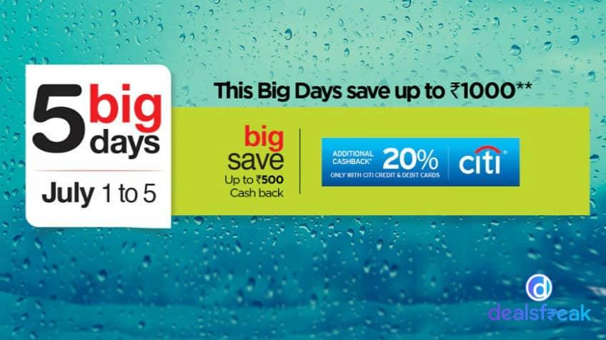 big basket 20% discount