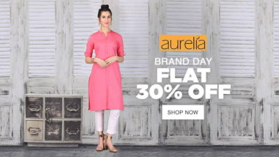 Aurelia Brand Day Sale