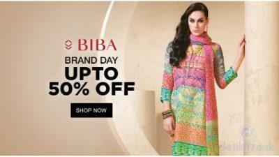 Biba Brand Day Sale1