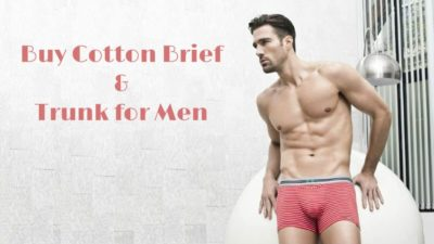 Buy Cotton Brief & Trunk for Men