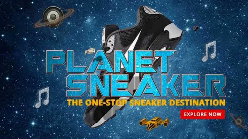 Jabong Sneaker Planet