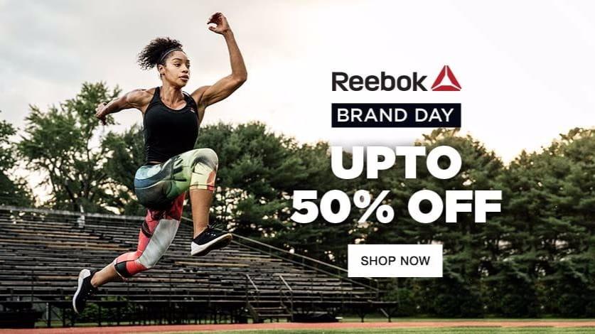 REEBOK Brand Day