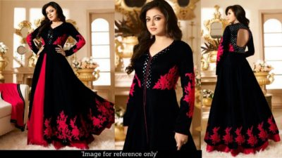 Bangalori Silk Salwar Suit