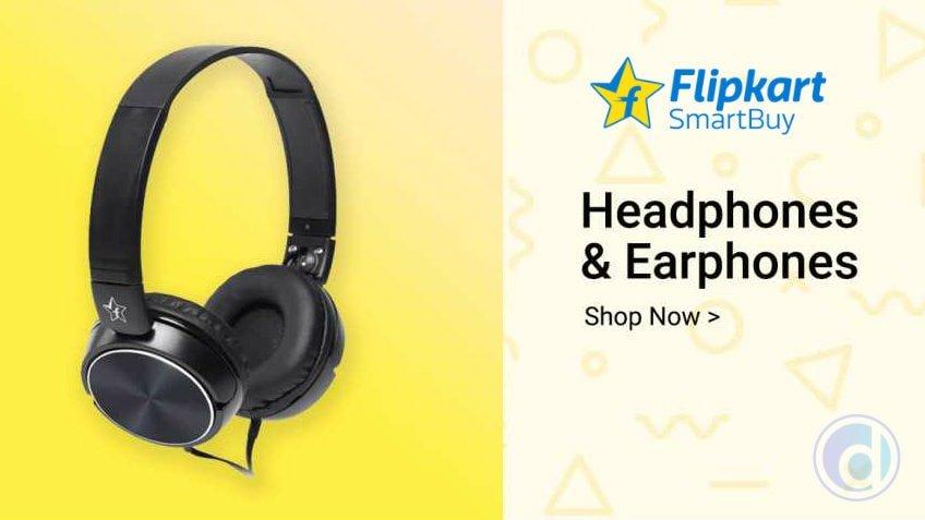 Flipkart Smartbuy Headphones