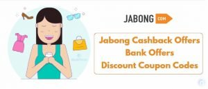Jabong Cashback Offers
