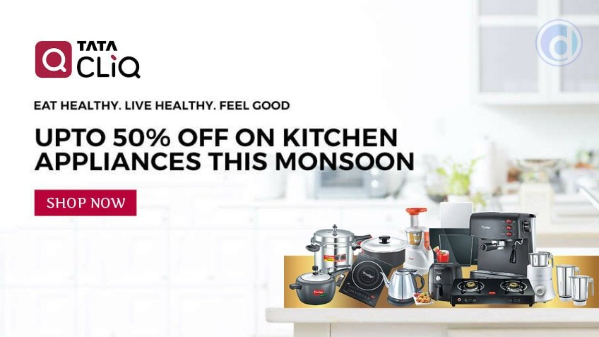 Tata CliQ Kitchen Appliances