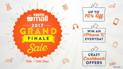 Grand Finale Sale