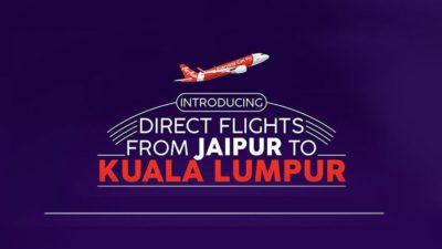 Jaipur - Kuala Lumpur