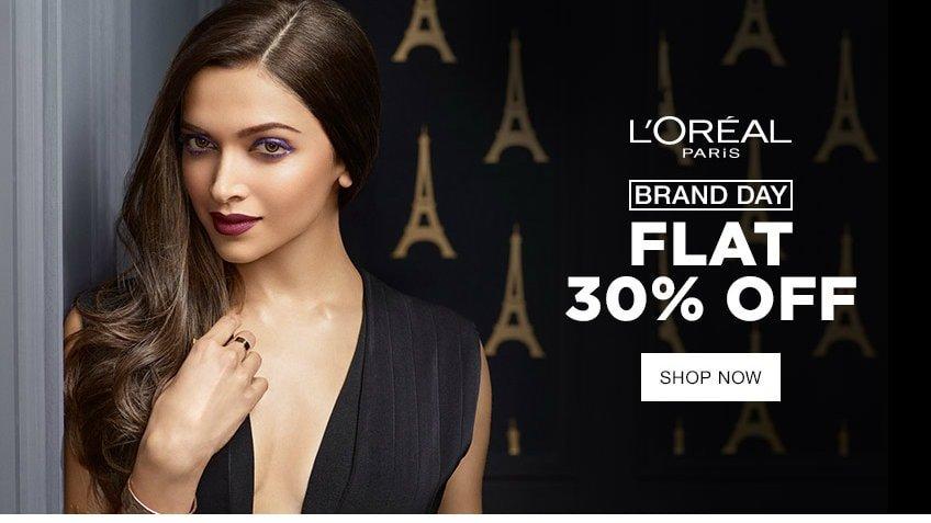 L-Oreal-Paris Brand Day