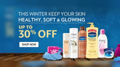 Winter Skincare