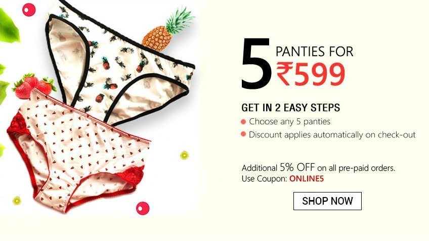 Best Panty Offers