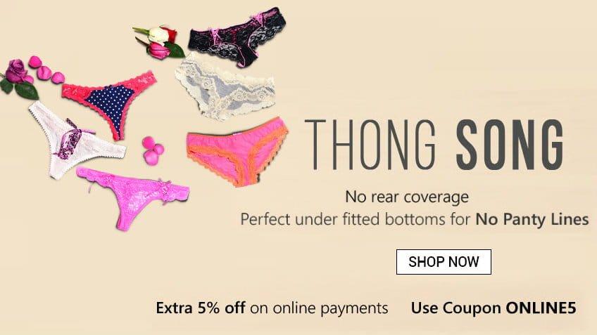 Women Thongs