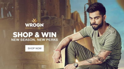 Wrogn New Collection