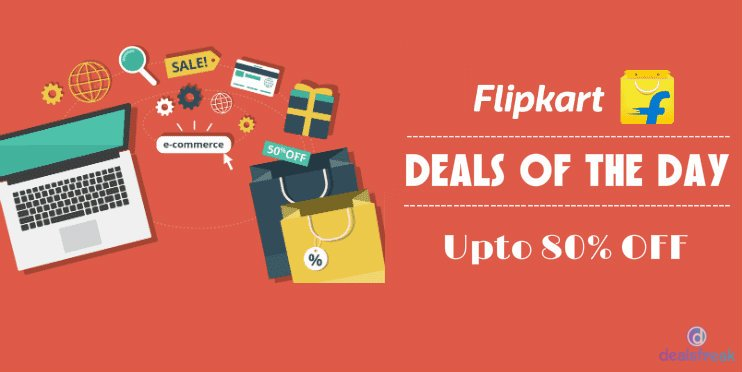 deal of the day - Flipkart