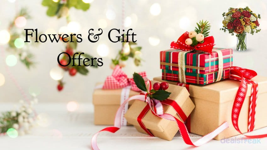 Flowers & Gift Offers